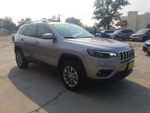 2019 Jeep Cherokee for sale at CHURCHILL AUTO SALES in Fallon NV
