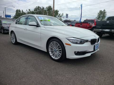2012 BMW 3 Series for sale at Universal Auto Sales in Salem OR