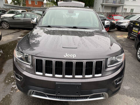 2015 Jeep Grand Cherokee for sale at Choice Motor Group in Lawrence MA