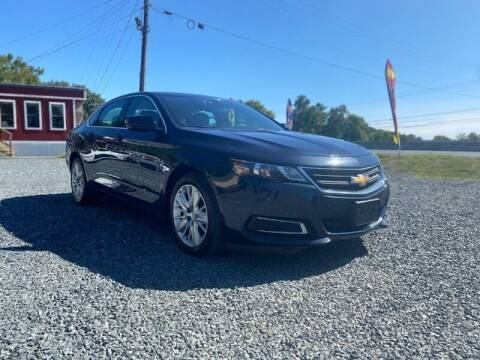 2018 Chevrolet Impala for sale at A&M Auto Sale in Edgewood MD