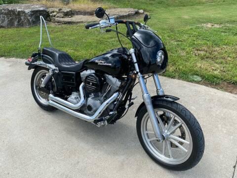 2008 Harley-Davidson FXD for sale at HIGHWAY 12 MOTORSPORTS in Nashville TN