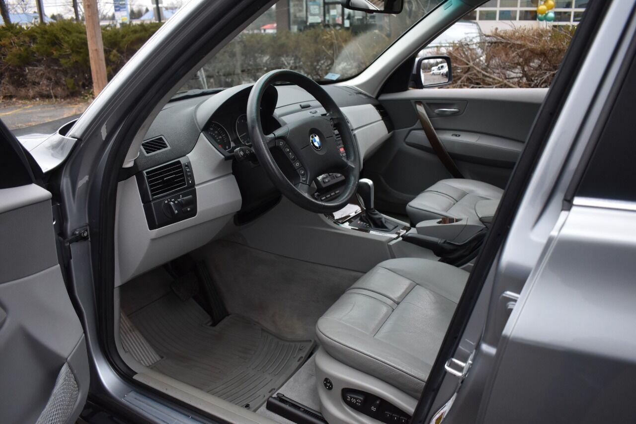 2006 BMW X3 3.0i AWD 4dr SUV full