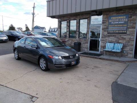 2009 Honda Civic for sale at Preferred Motor Cars of New Jersey in Keyport NJ