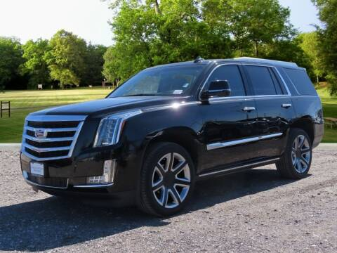 2018 Cadillac Escalade for sale at Ron Carter  Clear Lake Used Cars in Houston TX