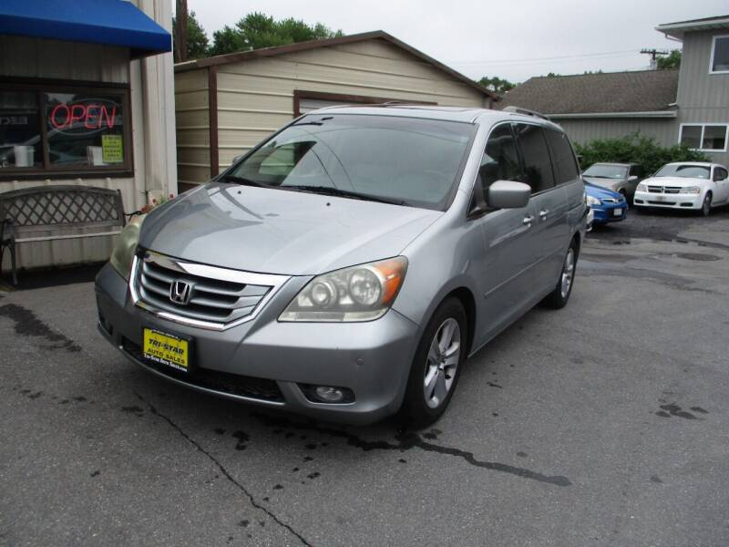 2009 Honda Odyssey for sale at TRI-STAR AUTO SALES in Kingston NY