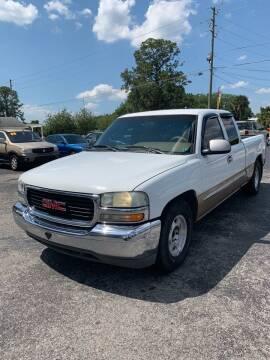 1999 GMC Sierra 1500 for sale at Supreme Motors in Tavares FL