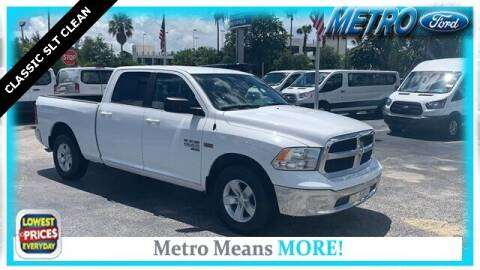 2019 RAM Ram Pickup 1500 Classic for sale at Your First Vehicle in Miami FL