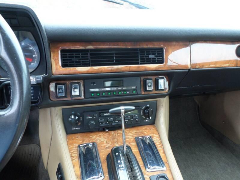1989 Jaguar XJ-Series XJS 2dr Convertible - Manchester MO