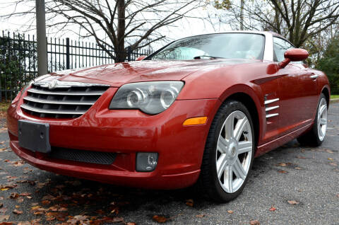 2005 Chrysler Crossfire for sale at Wheel Deal Auto Sales LLC in Norfolk VA