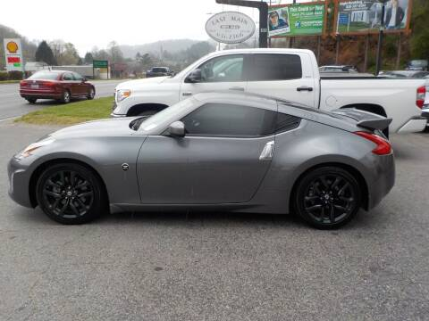 2016 Nissan 370Z for sale at EAST MAIN AUTO SALES in Sylva NC
