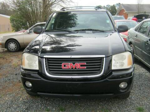 2004 GMC Envoy for sale at Speed Auto Inc in Charlotte NC