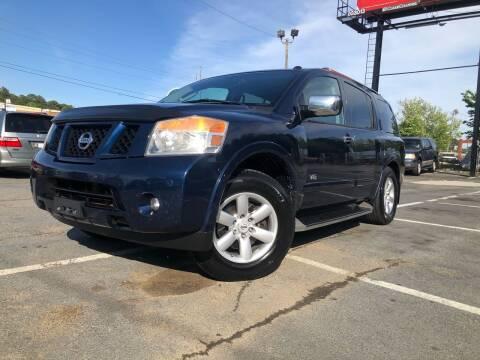 2008 Nissan Armada for sale at Atlas Auto Sales in Smyrna GA