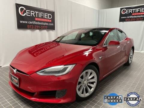 2017 Tesla Model S for sale at CERTIFIED AUTOPLEX INC in Dallas TX