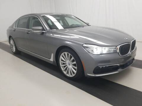 2016 BMW 7 Series for sale at Empire Car Sales in Miami FL