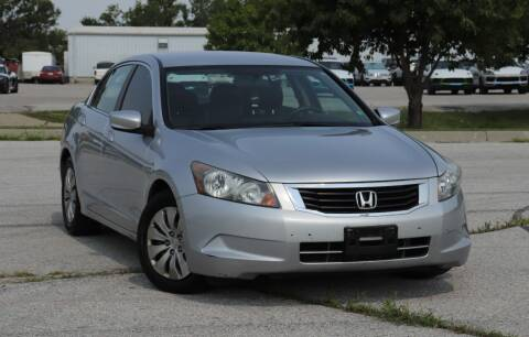 2010 Honda Accord for sale at Big O Auto LLC in Omaha NE
