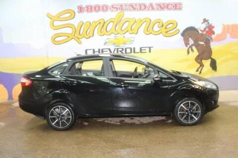 2019 Ford Fiesta for sale at Sundance Chevrolet in Grand Ledge MI