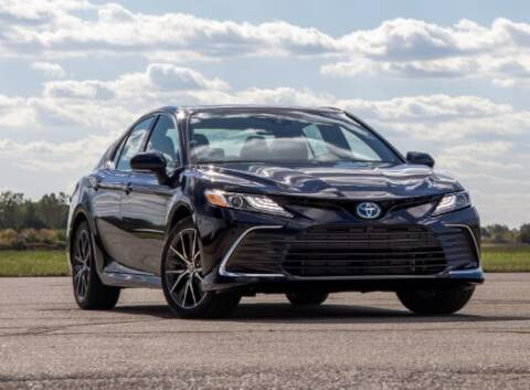2021 Toyota Camry for sale at Diamante Leasing in Brooklyn NY