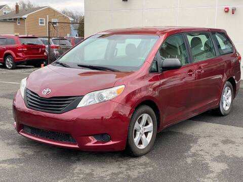 2011 Toyota Sienna for sale at MAGIC AUTO SALES in Little Ferry NJ