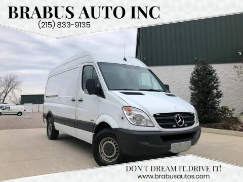 2013 Mercedes-Benz Sprinter Cargo for sale at Car Time in Philadelphia PA
