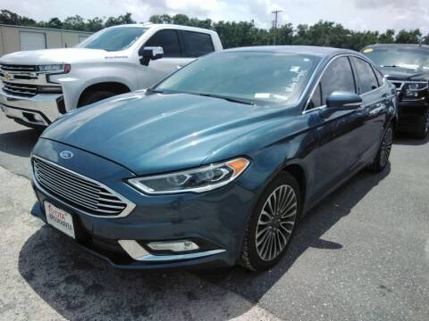 2018 Ford Fusion for sale at Smart Chevrolet in Madison NC