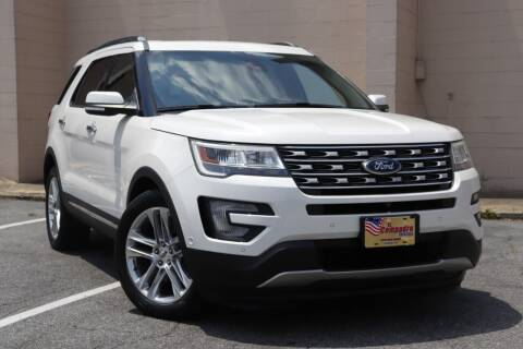 2016 Ford Explorer for sale at El Compadre Trucks in Doraville GA