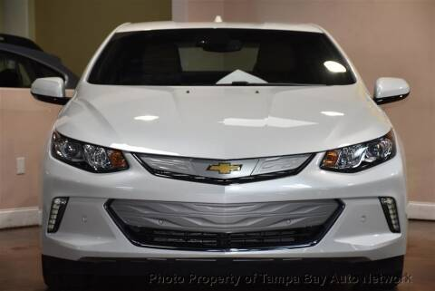 2017 Chevrolet Volt for sale at Tampa Bay AutoNetwork in Tampa FL