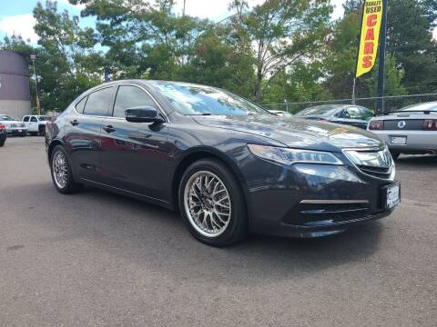 2015 Acura TLX for sale at Universal Auto Sales in Salem OR