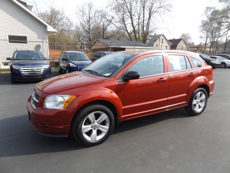 2010 Dodge Caliber for sale at Goodman Auto Sales in Lima OH