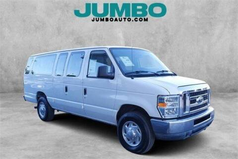 2011 Ford E-Series Wagon for sale at Jumbo Auto & Truck Plaza in Hollywood FL