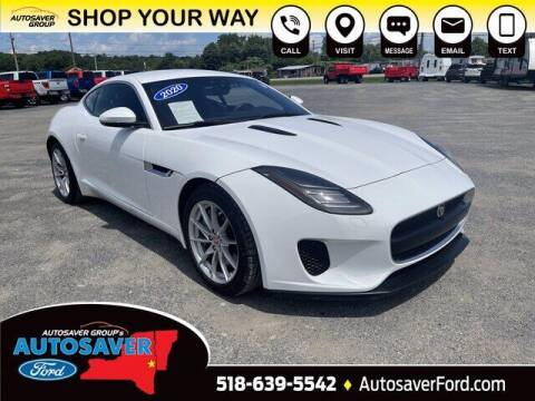 2020 Jaguar F-TYPE for sale at Autosaver Ford in Comstock NY