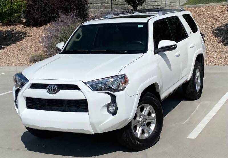 2015 Toyota 4Runner for sale at Select Auto Imports in Provo UT
