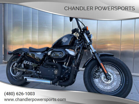 2014 Harley-Davidson Sportster XI 1200 for sale at Chandler Powersports in Chandler AZ