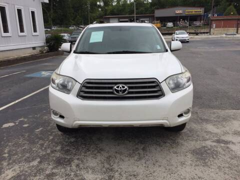 2010 Toyota Highlander for sale at Beckham's Used Cars in Milledgeville GA