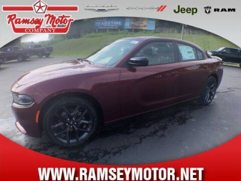 2021 Dodge Charger for sale at RAMSEY MOTOR CO in Harrison AR