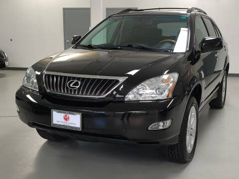 2009 Lexus RX 350 for sale at Mag Motor Company in Walnut Creek CA