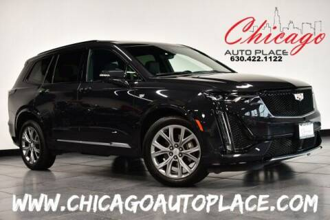 2020 Cadillac XT6 for sale at Chicago Auto Place in Bensenville IL