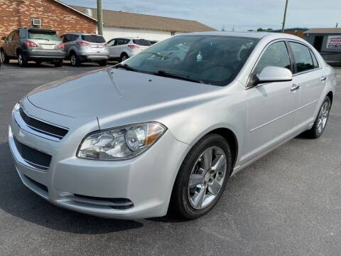 2012 Chevrolet Malibu for sale at Modern Automotive in Boiling Springs SC