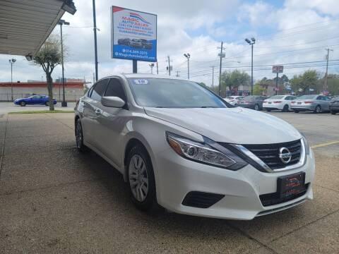 2018 Nissan Altima for sale at Magic Auto Sales in Dallas TX