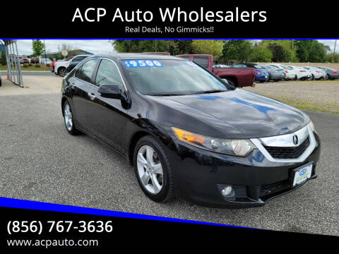 2010 Acura TSX for sale at ACP Auto Wholesalers in Berlin NJ