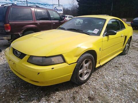 2003 Ford Mustang for sale at New Start Motors LLC - Rockville in Rockville IN