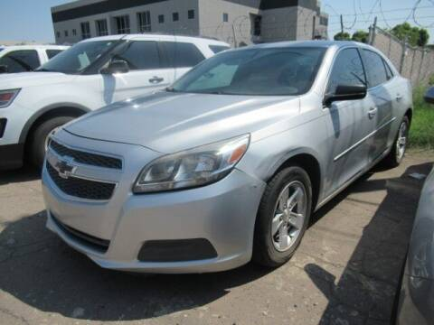 2013 Chevrolet Malibu for sale at Curry's Cars Powered by Autohouse - Auto House Tempe in Tempe AZ