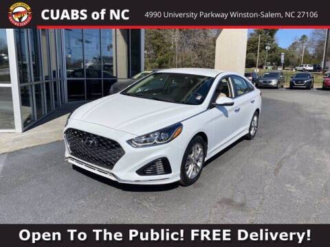 2019 Hyundai Sonata for sale at Summit Credit Union Auto Buying Service in Winston Salem NC
