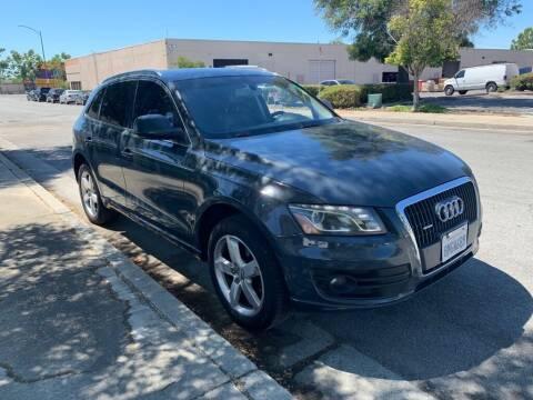 2011 Audi Q5 for sale at RA Auto Wholesale LLC in San Jose CA