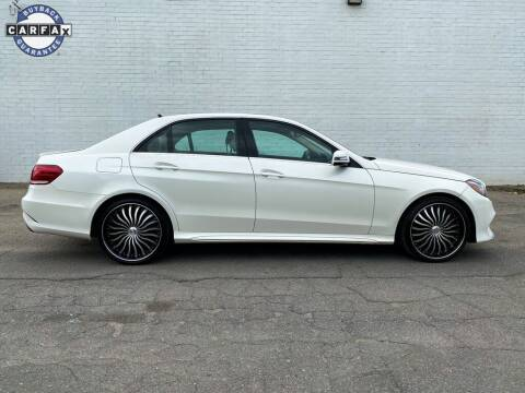 2014 Mercedes-Benz E-Class for sale at Smart Chevrolet in Madison NC