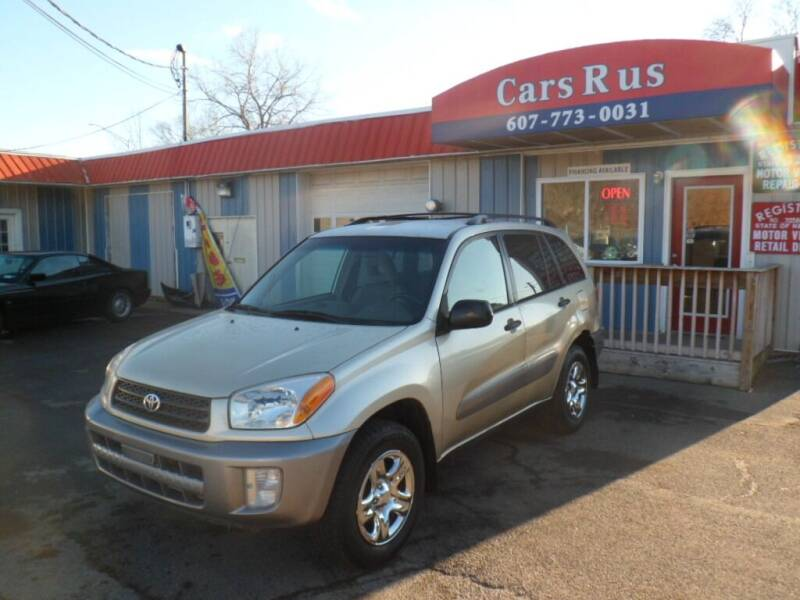 2003 Toyota RAV4 for sale at Cars R Us in Binghamton NY