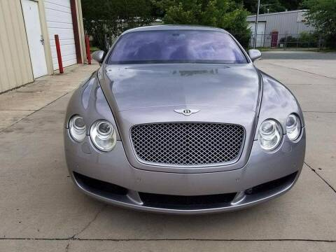2008 Bentley Continental for sale at IMPORT AUTO SOLUTIONS, INC. in Greensboro NC
