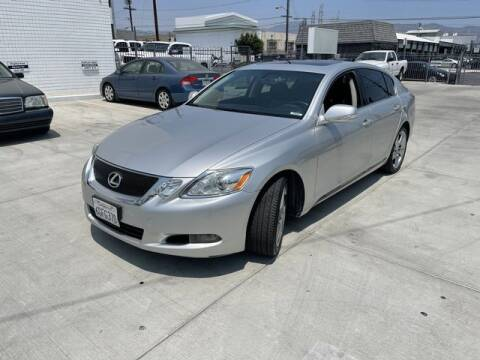 2008 Lexus GS 350 for sale at Hunter's Auto Inc in North Hollywood CA