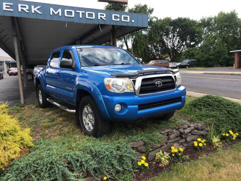 2005 Toyota Tacoma for sale at Berk Motor Co in Whitehall PA