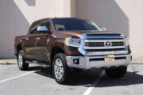 2014 Toyota Tundra for sale at El Compadre Trucks in Doraville GA
