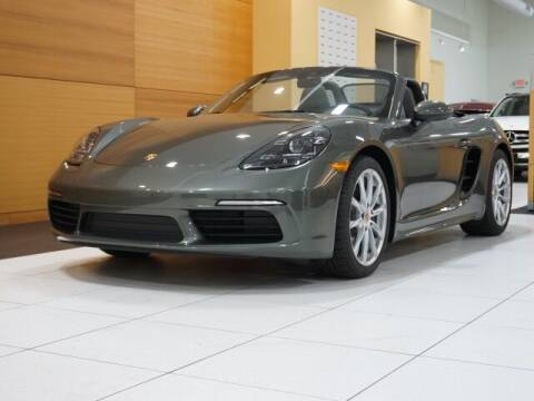2021 Porsche 718 Boxster for sale at Porsche North Olmsted in North Olmsted OH